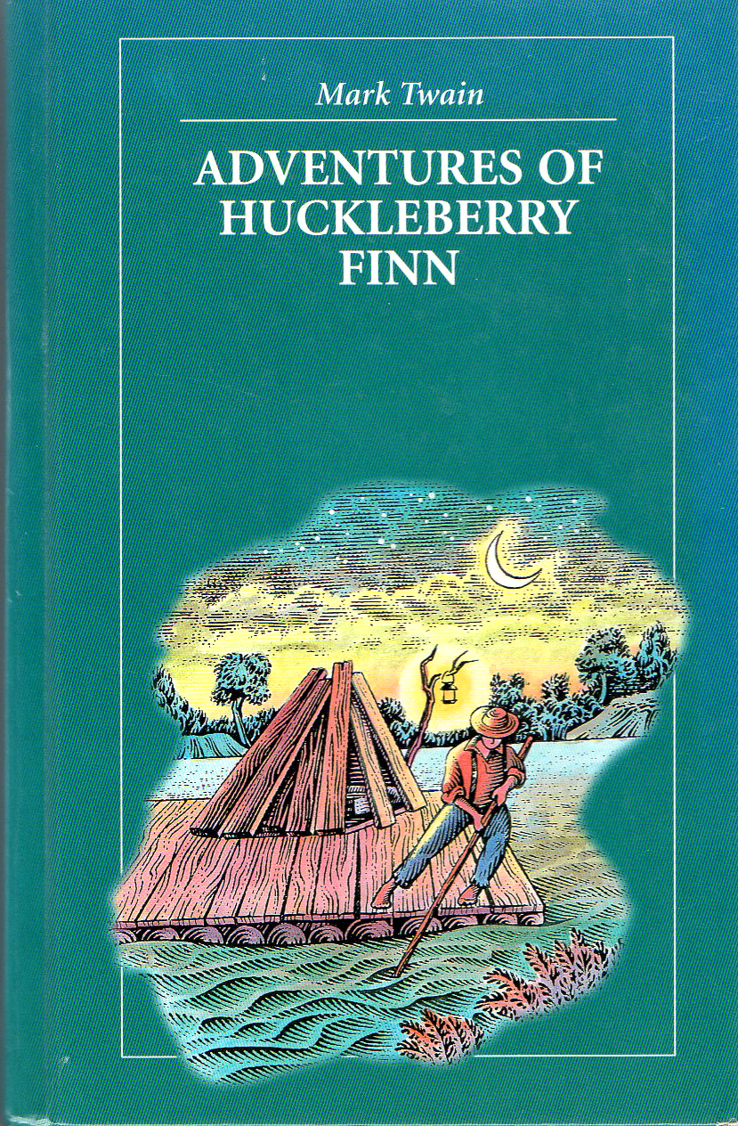 romanticism and society in mark twains the adventures of huckleberry finn Romanticism, and politics in mark twain his adventures of huckleberry finn have been the subjects of been corrupted by society and are not like huck finn.