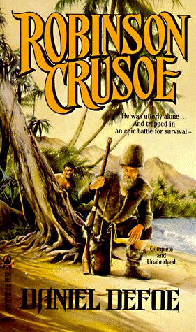 book review on robinson crusoe essays
